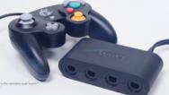 Gamecube pad con adattatore per Wii U
