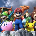 Super Smash Bros. for Wii U/Nintendo 3DS artwork