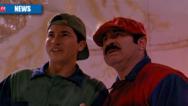 Super Mario Illumination