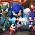 Sonic Forces keyart