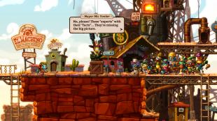 SteamWorld Dig 2 Screenshot 4