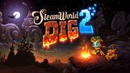 SteamWorld Dig 2 art