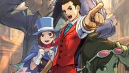 Apollo Justice: Ace Attorney art