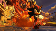 Shadow in Sonic Forces