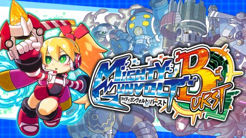 Call Mighty Gunvolt Burst