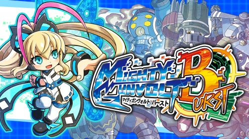 Joule Mighty Gunvolt Burst