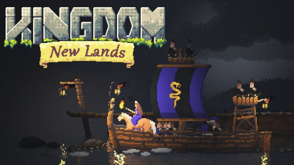 Kingdom New Lands Ship