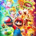 Mario + Rabbids: Kingdom Battle cover recensione