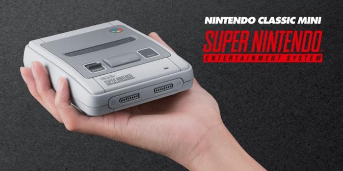 Snes Mini La Settimana Di Nintendo