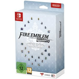 Cover Fire Emblem Warriors Limited