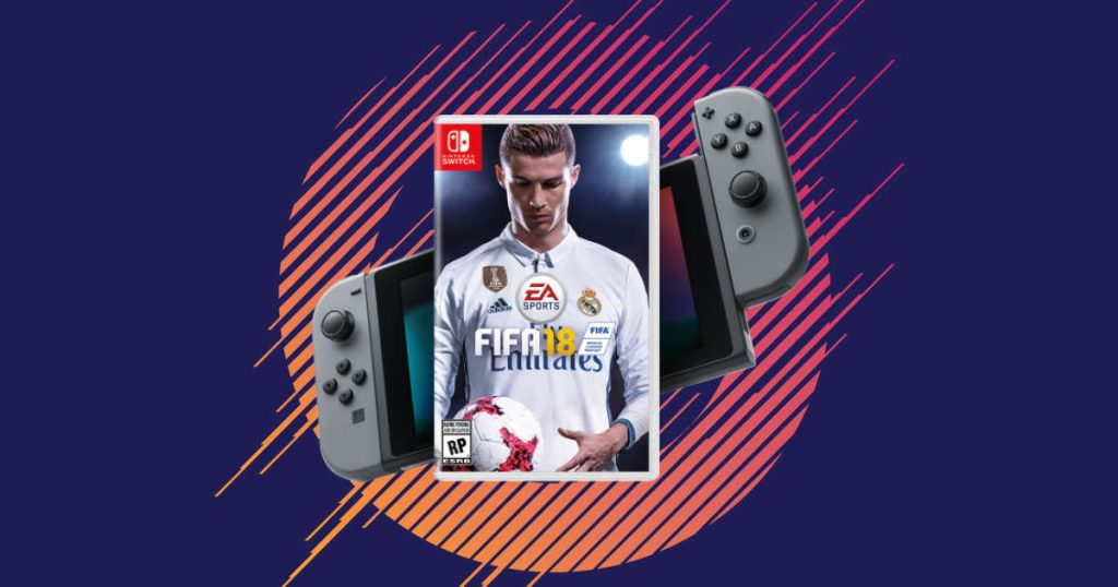 Fifa 18 Switch Amazon