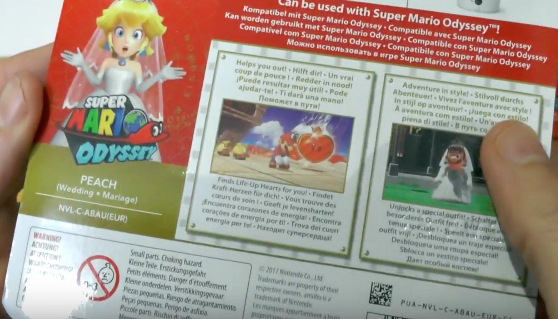 Super Mario Odyssey costume da sposa