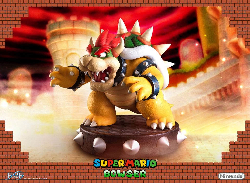 Bowser First 4 Figures 1