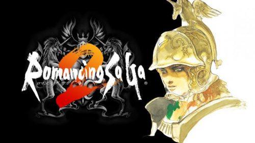 Romancing SaGa 2 Cover