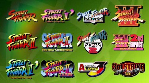 I giochi della Street Fighter 30th Anniversary Collection